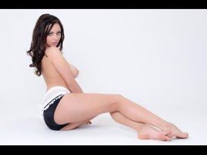 Brunette alesandra180 perform anal