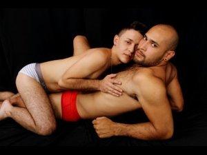 Brunette Johan and Brunette Colestonexd Anal Sex.